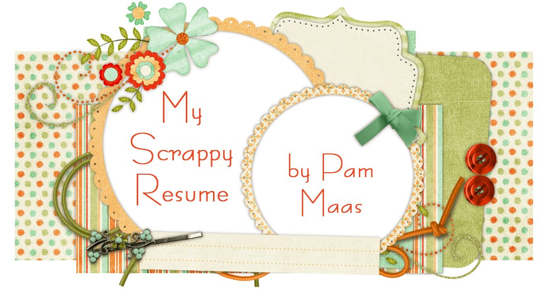 My Scrappy Resume