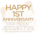 First Anniversary of NT's Blog
