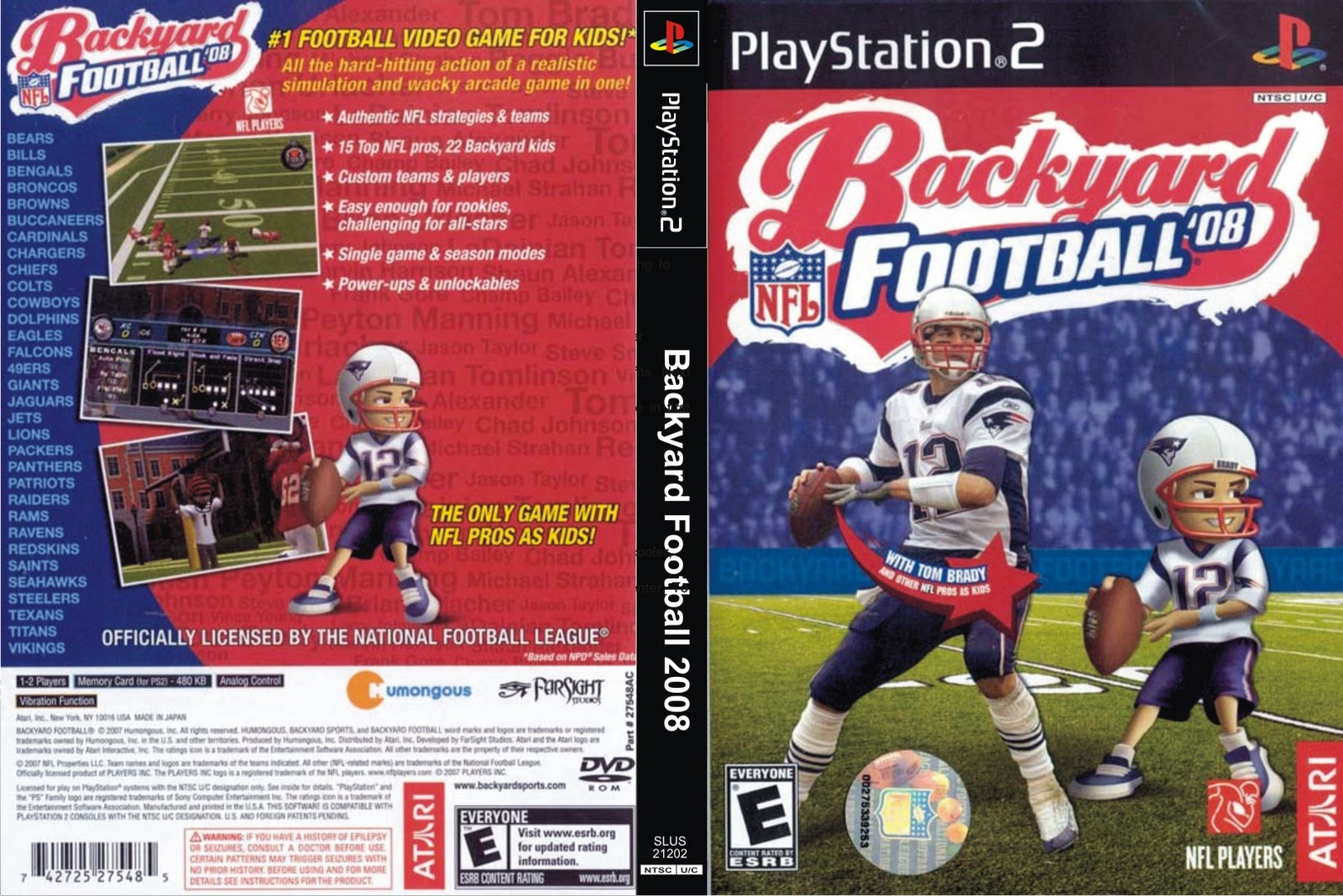 Ultimate Backyard Football : Backyard Football 2006 Compressed Free Download full version