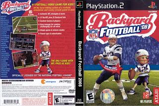 capa backyard football 08 ps2 gamecover download de capas para
