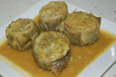 Cocinar sin miedo alcachofas a la andaluza for Cocinar alcachofas