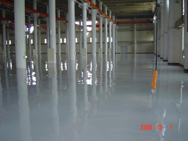 EPOXY環氧樹脂地板銀灰色#36服務電話0932-518699