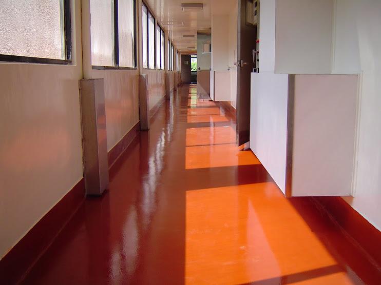 EPOXY環氧樹脂地板紅棕色#26服務電話0932-518699