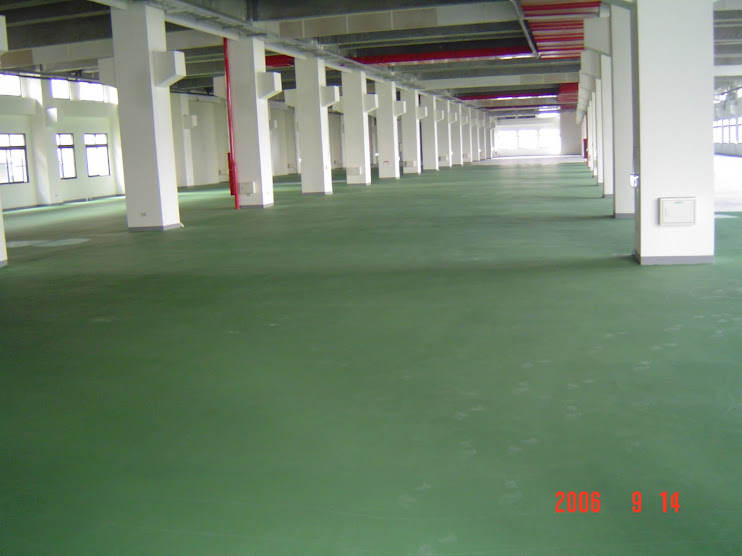 EPOXY環氧樹脂地板彩綠色#6服務電話0932-518699