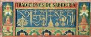 TRADICIONES DE SABIDURÍA