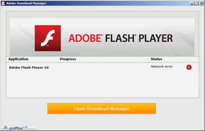 download version 10 adobe flash player