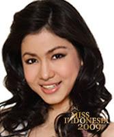 Karenina Sunny Halim - Miss Indonesia 2009