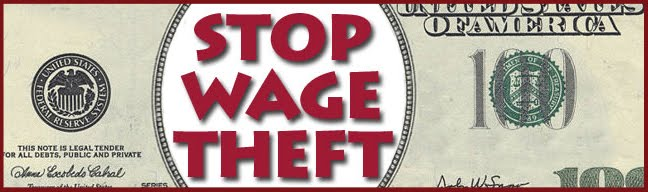 Wage Theft News