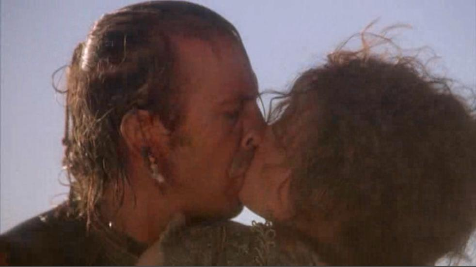 Something is. Waterworld nude ass scene only reserve