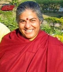 Vandana Shiva