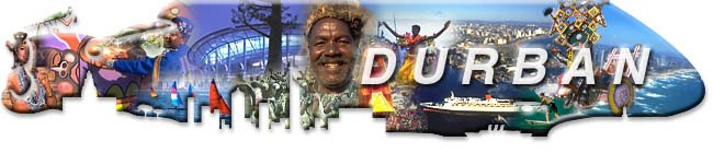 Durban - South Africa's fun City