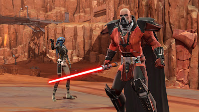 Companions and Sith Advanced Class Details Revealed for SWTOR