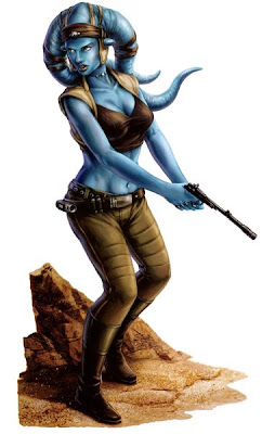 Playable Species of SW:TOR - Twi'lek