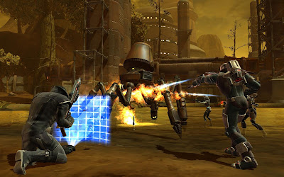 No Star Wars: The old republic for consoles