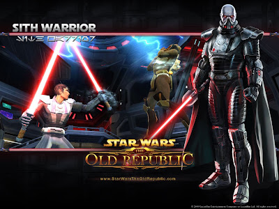 Sith Warrior Gameplay Compilation