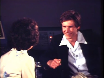 Star Wars Retroperspektive: Rare 1977 Harrison Ford Interview Emerges