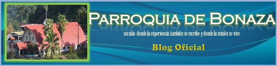 """""""Parroquia Bonanza"""""""