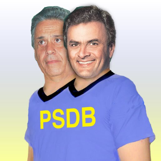 Fernando henrique cardoso e Acio cunha Neves