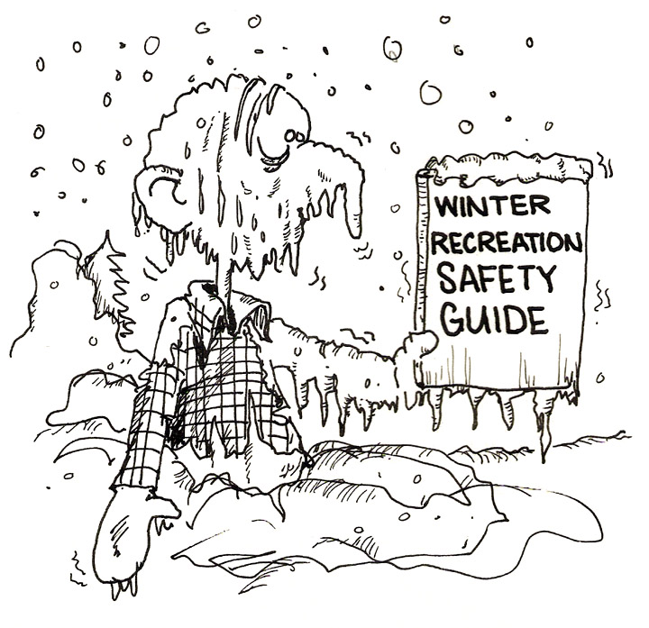2010 Huntingdon County Fair Queen Winter Safety Tips County Fair Coloring Pages