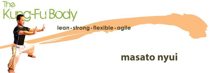 The Kung fu Body-Masato
