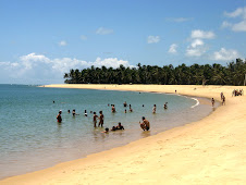 Beach near Maceio, Brazil