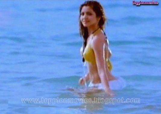 anushka sharma hot pics in badmaash company. Anushka Sharma Sexy Bikini