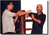 bruce lee learns wing chun