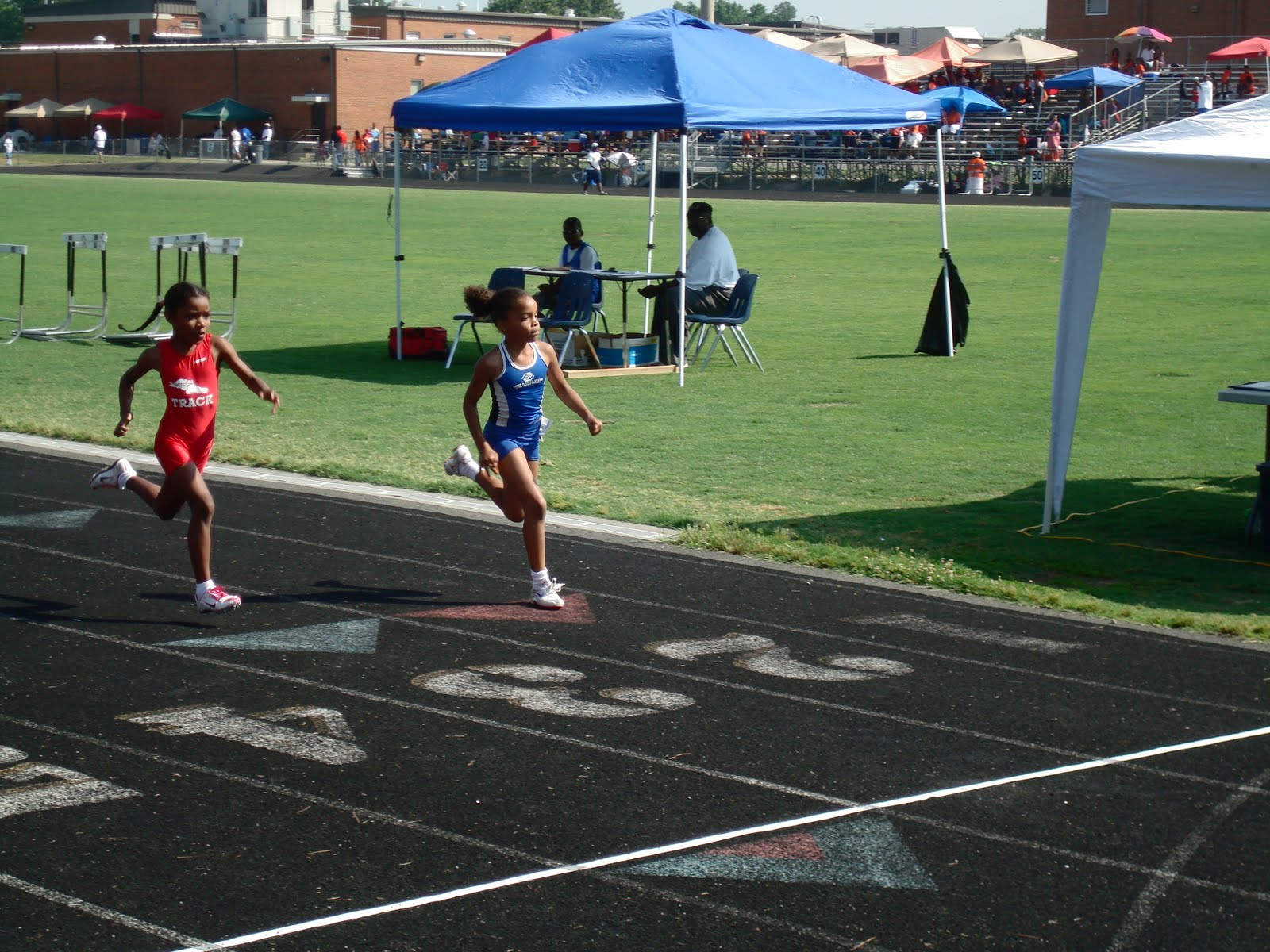 all comers track meet virginia