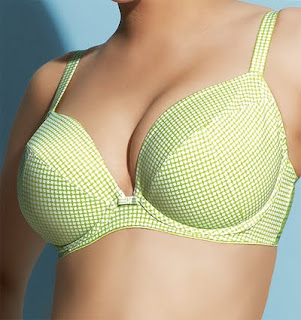 Big Bra :  new cup backless sheer