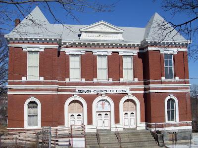 Refuge Church of Christ