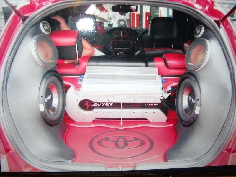 Picture Modifikasi Mobil Inova