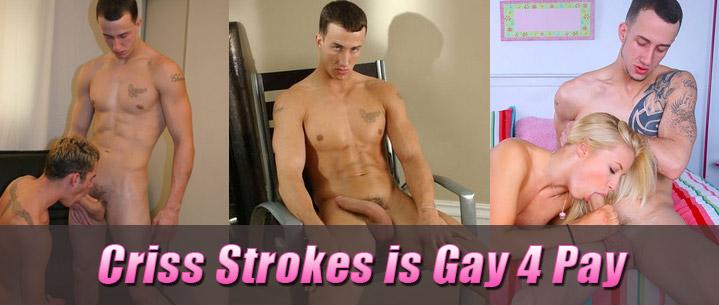 criss strokes gay