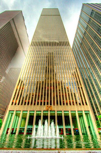 Rotschild Asset Management Center, Rockefeller Center