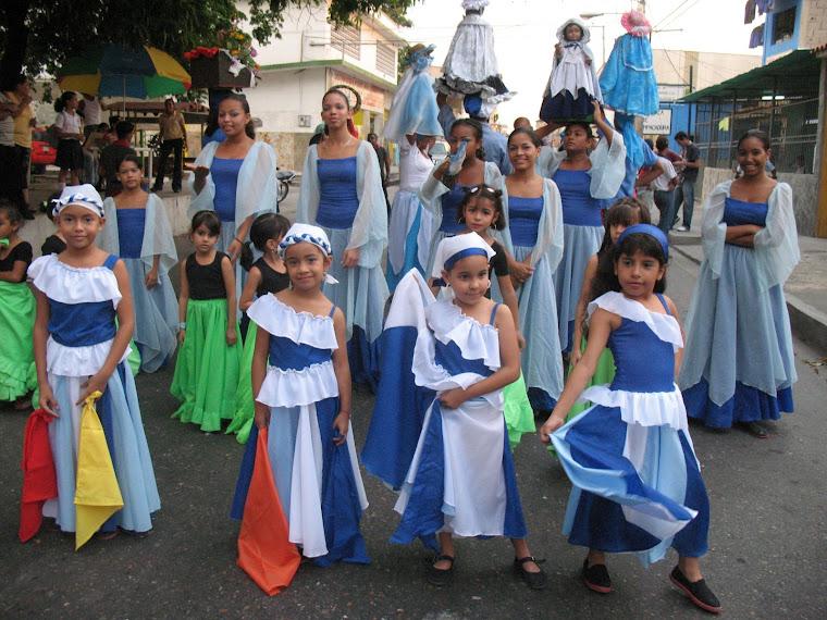 Desfile Caguacao