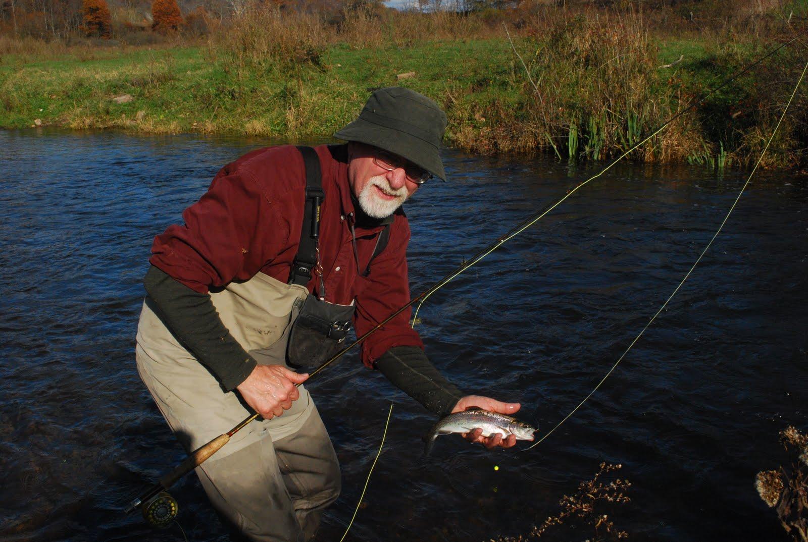 The flyfishmagazine blog westfly founder scott richmond for Eastern fly fishing magazine