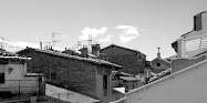 Esos tejados de Pamplona