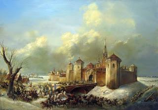 Крепость Ниеншанц