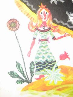 Дочь короля Дореми и королевы Фасоль - принцесса Ляси