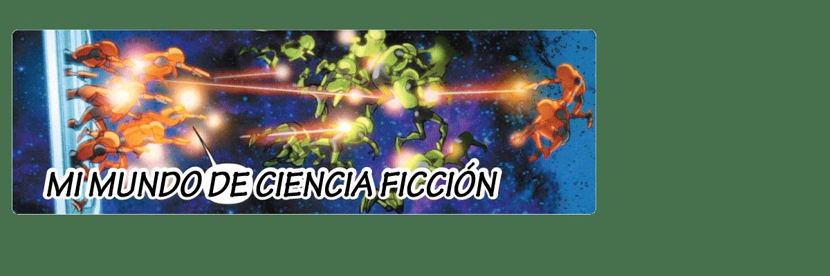 Mi mundo de ciencia ficción