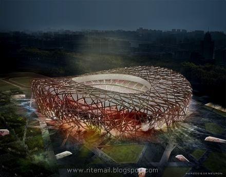 Olympic Stadium - Beijing