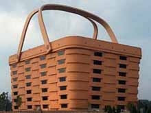 Longaberger Basket Building. Newark, USA