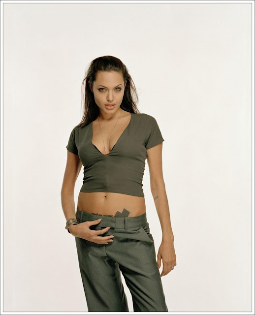 Angelina Jolie Nice Photoshoot