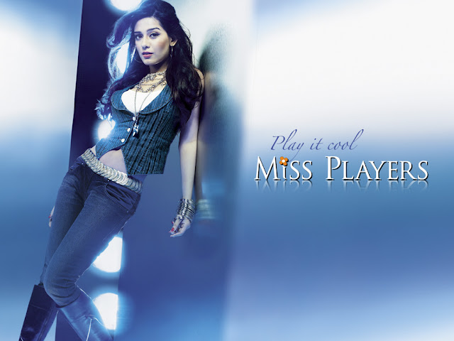 Amrita Rao Miss Player Winter Collection