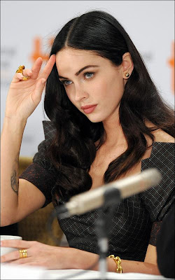 Megan Fox Hairstyles 44