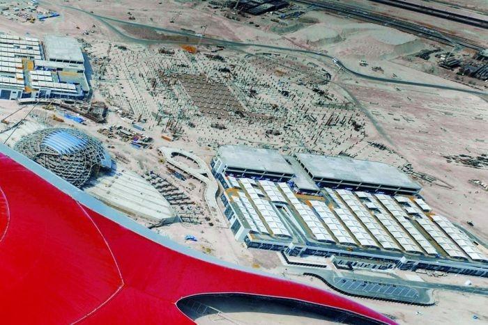 Ferrari Park Dubai 20091102 006 - Ferrari Park in Dubai