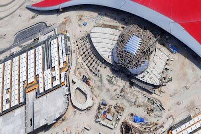 Ferrari Park in Abu Dhabi