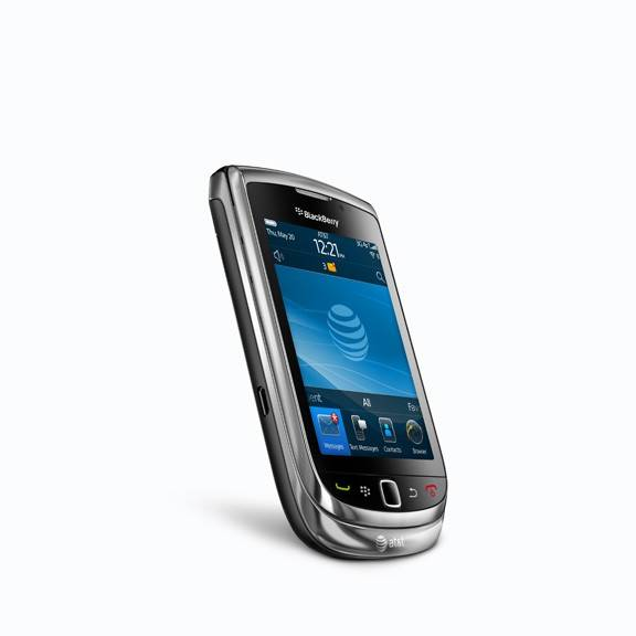 BlackBerry Torch Officially Presented