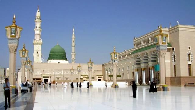 اقدم المساجد فى العالم Oldest_Mosques_002