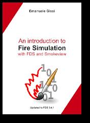 My fire sim book