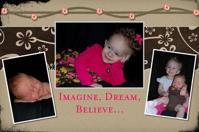 Imagine, Dream, Believe